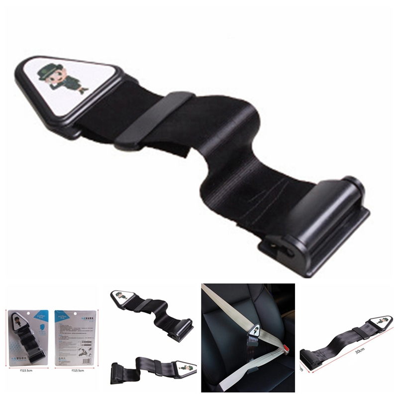 Baby Protection Holding Device Adjustable Car Seat Belt Extender For Child Automotive Safety Belt For Baby Car Styling