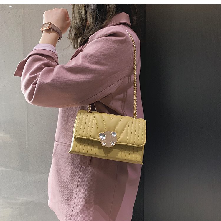 newest fashion bags bag women chain shoulder crossbody bag women's handbags (17)