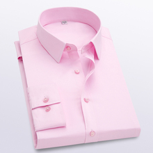 New 8-color men's shirts long-sleeved men's shirts casual sl