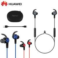 Оригинальные беспроводные наушники HUAWEI Honor AM61 xSport Bluetooth 4,1 с магнитным дизайном IP55 уровень Водонепроницаемая гарнитура без рук