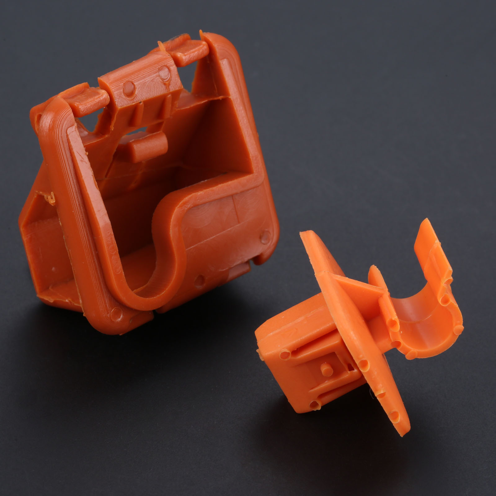 Image 5 - 1U0823570A Plastic Car Roomster Hood Bonnet Rod Stay Bracket Buckle Clip For Skoda Fabia Octavia MK2 2004 2012 2013-in Auto Fastener & Clip from Automobiles & Motorcycles
