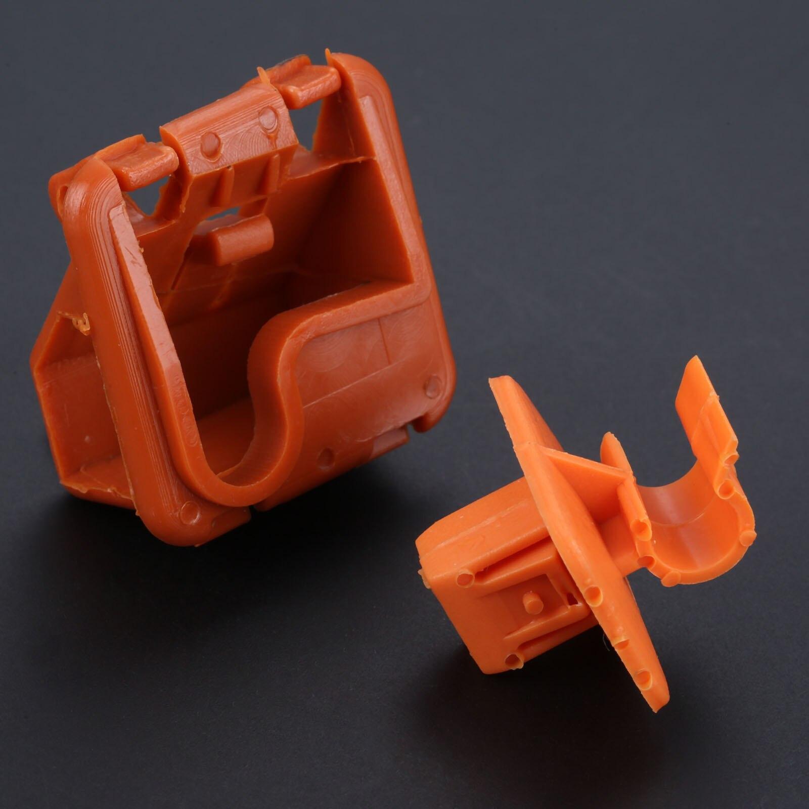 Image 5 - 1U0823570A пластиковый автомобиль Roomster капот стержень держится кронштейн пряжка зажим для Skoda Fabia Octavia MK2 2004 2012 2013-in Клипсы и зажимы для авто from Автомобили и мотоциклы
