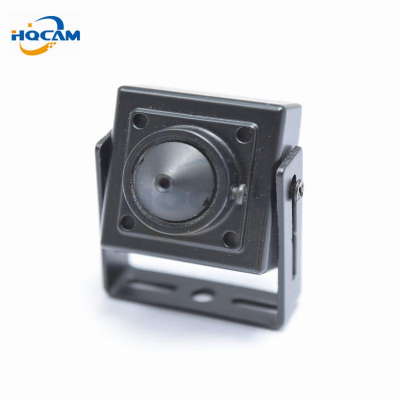 HQCAM CCD 700TVL Hi-res Mini Square OSD menu mini Camer ATM Camera Nextchip 2090+672\673 Aerial Photograph FPV CAMERA Industrial