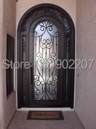 Entry Door And Frame Outdoor Front Door Double Door Patio Door