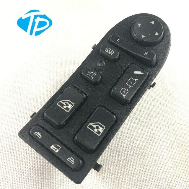 SW0017 Auto ventana elevador interruptor de Control se aplican para hombre TGA TGX 81258067045 81258067098 LHD