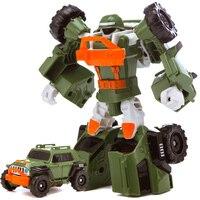 Happy Monkey Original Tobot Transformation Robot Figure Toys Plastic Mini Car Gift Toy for Kids Children Birthday With Box