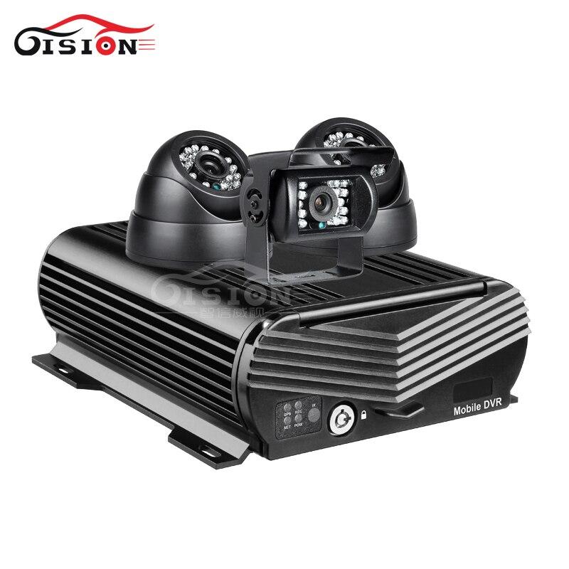 500 ГБ 4CH HDD жесткий диск автомобиля moile DVR Запись GPS трек MDVR воспроизведение видео H.264 AHD cardvr Наборы с G-датчик ввода/вывода сигнала тревоги