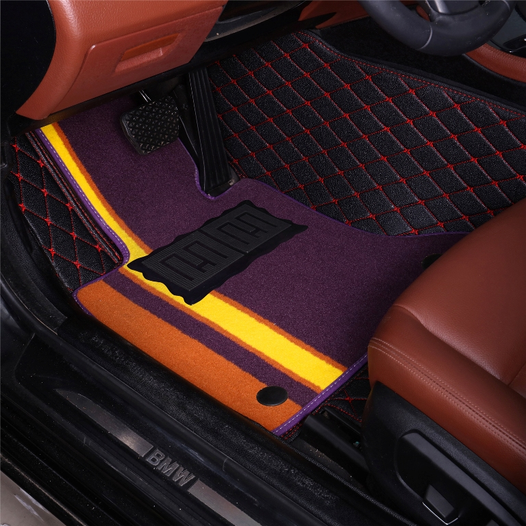 Автомобильные коврики для Mitsubishi Lancer Galant Pajero sport V73 V93 5D Тюнинг автомобилей любую погоду ковер коврик для пола