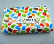 1meter cute singing bird Printed 100% cotton fabric160cmx100cm for Children bedding curtain pillow Tilda Doll Quilting patchwork