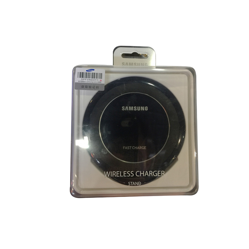 Image 5 - Samsung Wireless Charger Qi Pad Fast Charge For Galaxy S10 S9 S8 Plus note 10 plus 10+ S7 Edge for iPhone 11 8 Plus X XR XS MAX-in Mobile Phone Chargers from Cellphones & Telecommunications on