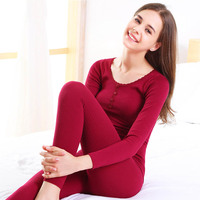 LANGHSHA 2018 Winter Women Seamless Warm Long Johns Fashion Sexy Comfort Women's Thermal Underwear Slimming Body Shaped Clothes [category]
