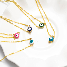 Evil Eye Chain Necklace