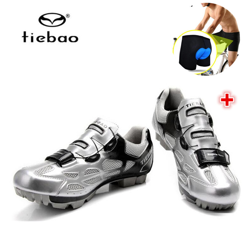 TIEBAO Cycling Shoes add underwear zapatillas deportivas hombre sapato masculino 2017 MTB Bicycle Bike men sneakers women