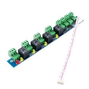 Image 5 - Placa de Control de acceso WAN TCP/IP, tarjeta de Control de acceso, sistemas de entrada de puerta WG26 34, soluciones de seguridad, placa de Control IP
