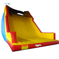 2018 Giant Commercial Slide Inflatable Slide  For Adults and Kids