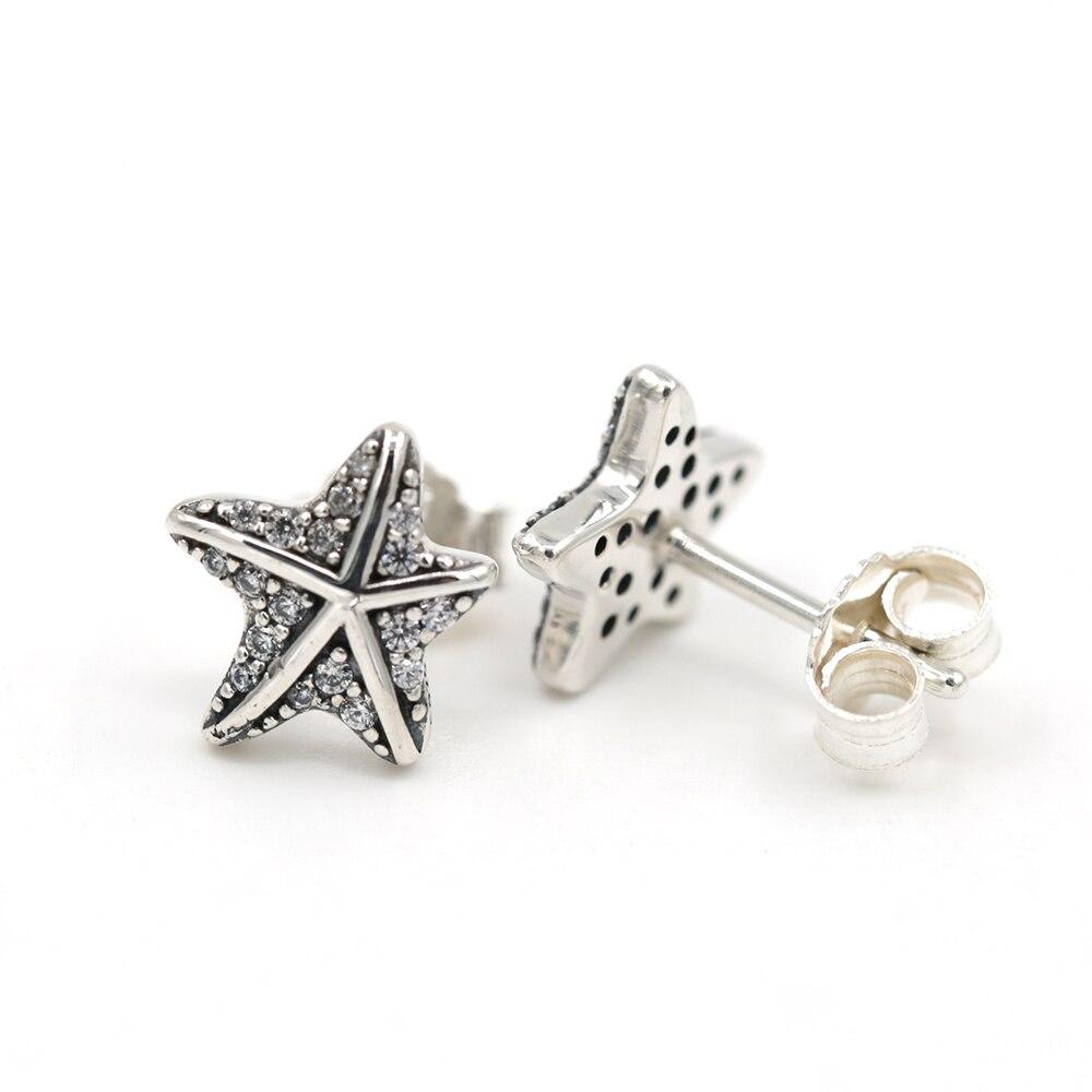 8915520d2342 Charmily joyería de plata de ley 925 Tropical mar claro CZ pendientes de  joyería de las mujeres mejor regalo en Stud Pendientes de Joyería y  accesorios en ...