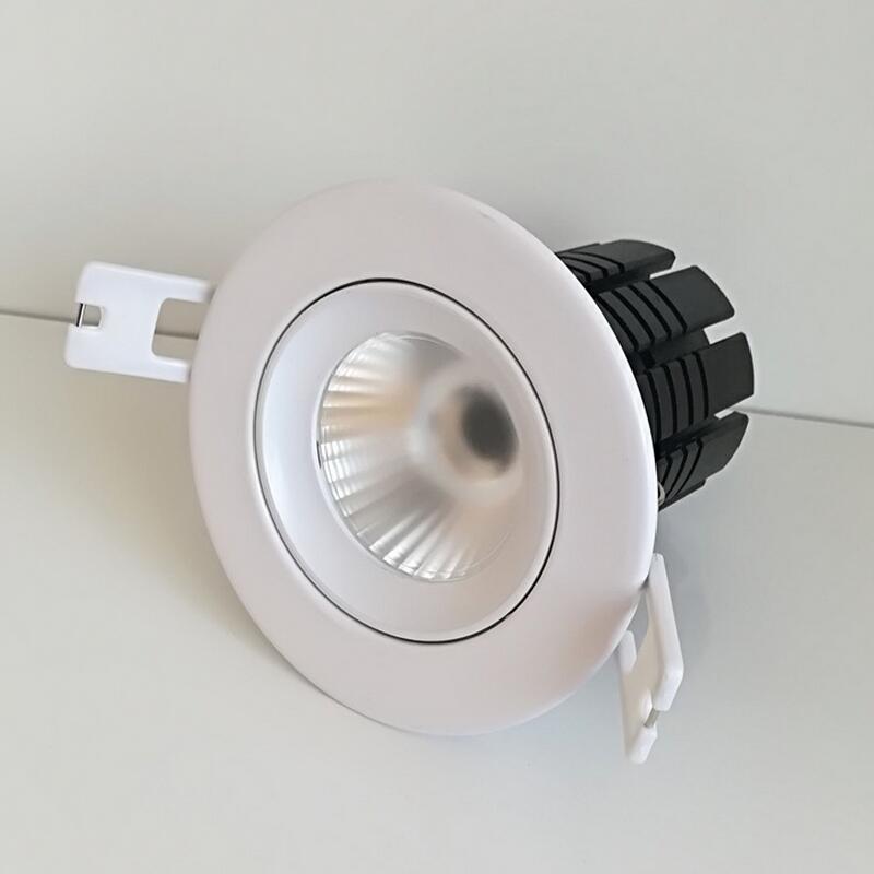 12 Вт COB светодиодный потолочный светильник Встраиваемые Кухня Ванная комната лампа AC85-265V LED Подпушка света теплый белый/холодный белый Бесп...