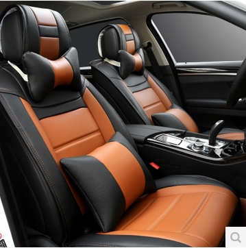 Free Shipping For KIA Optima Special Seat Covers Wear Resisting Leather