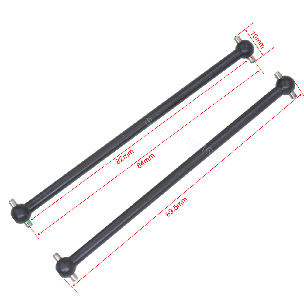 08059 08029 Dogbone (F/R) 89.5mm HSP Redcat 1/10 RC 4WD Model Car Spare Parts
