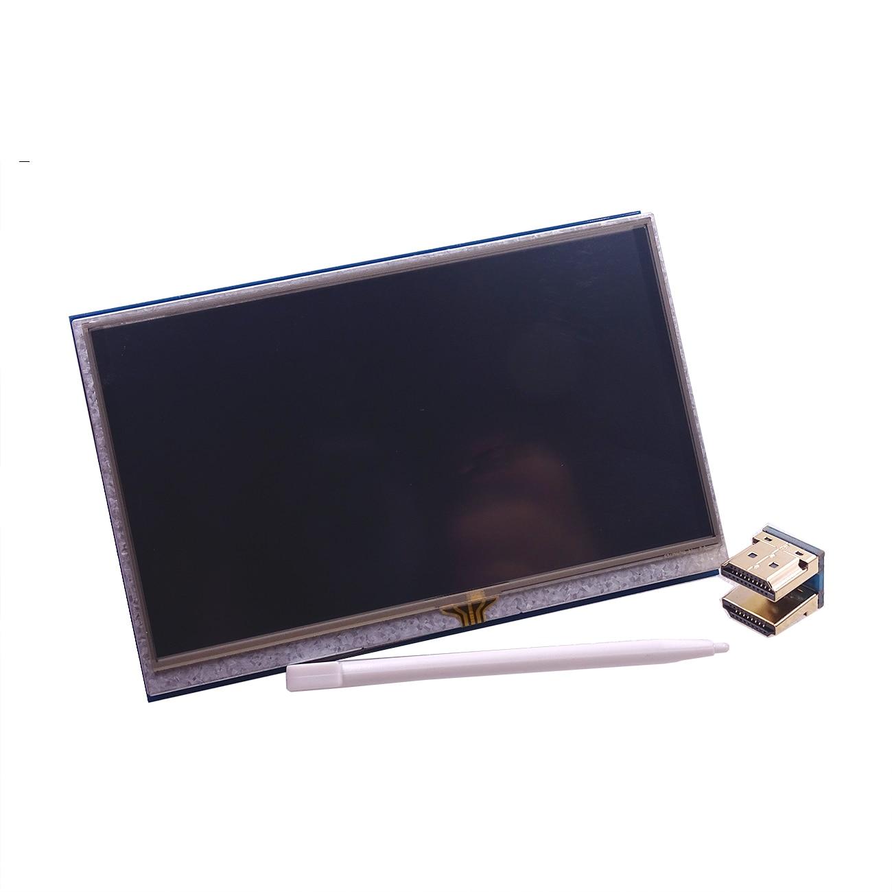 "A2TD A 5/"" 800x480 HDMI Touch LCD Screen Display Für Raspberry Pi Pi2 Model B"