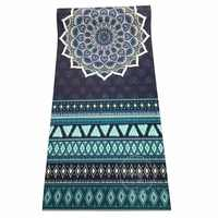 Thickened 6mm Non-slip Yoga Mats For Fitness Sports mat Yoga Mat Exercise Gym Mat Pilates Pads High Bounce outdoor pad 183*61 cm
