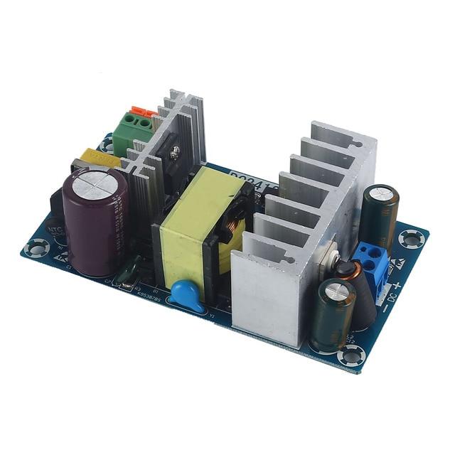 Hfes Новый 100 Вт AC-DC конвертер 110 В 220 В до 24 В DC 6A импульсный источник питания трансформатор