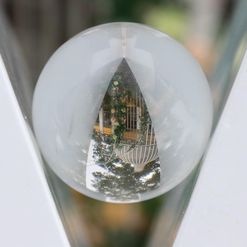 Crystal Healing Glass Ball Sphere 20
