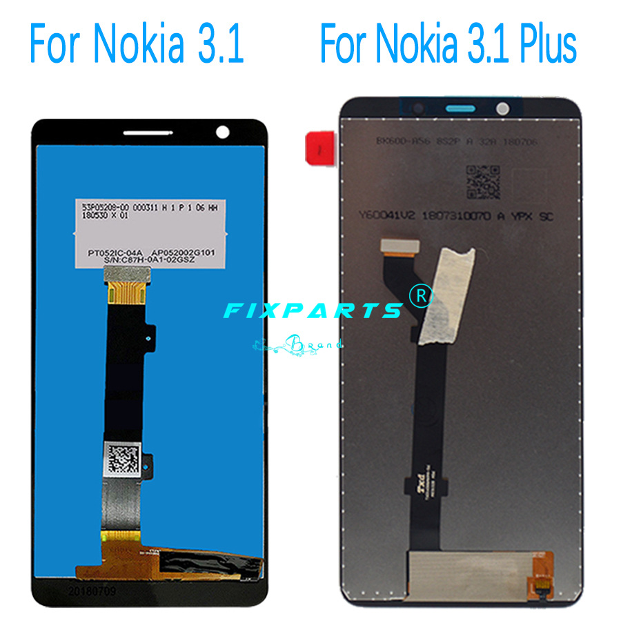 Nokia 3.1 LCD