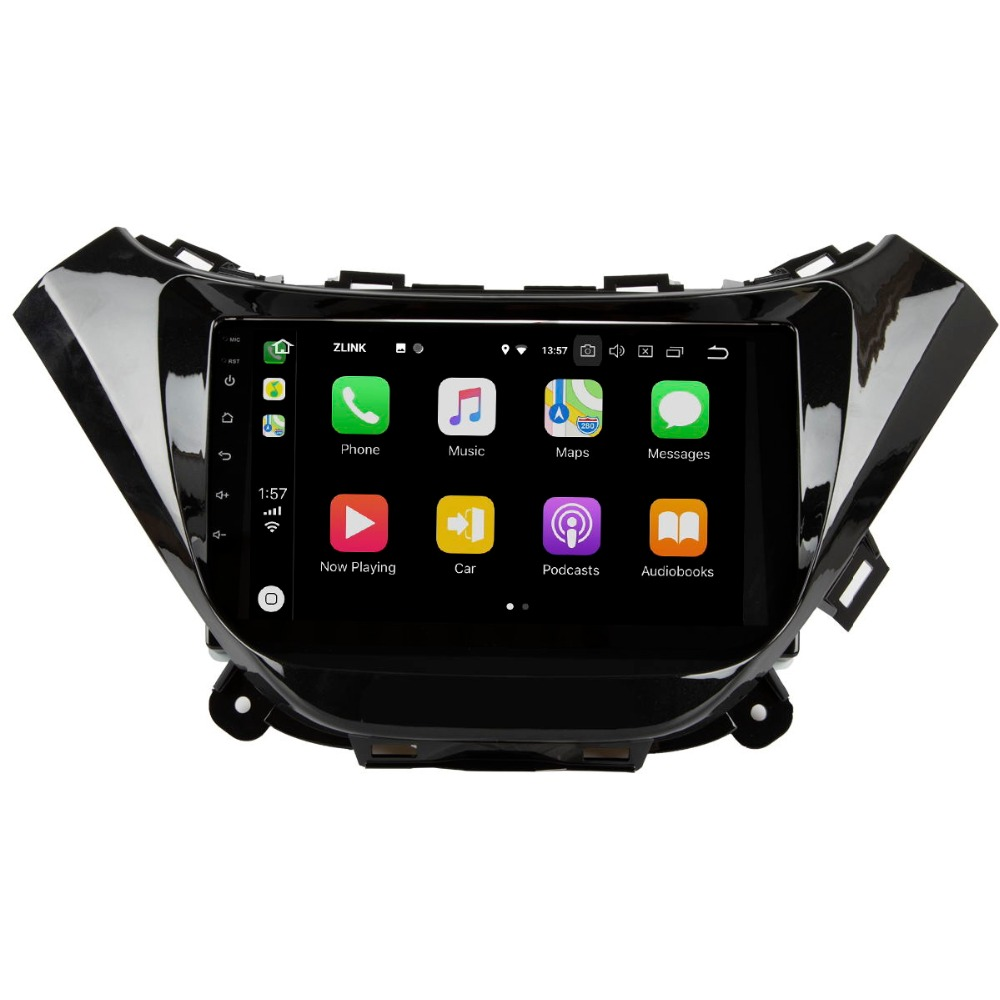 "9"" Android 8.0 Car Radio Player GPS Navigation For Chevrolet Malibu 2016 Audio Video Stereo"