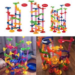 sozzy DIY Maze Balls Puzzle Educational Toys Child IQ Game