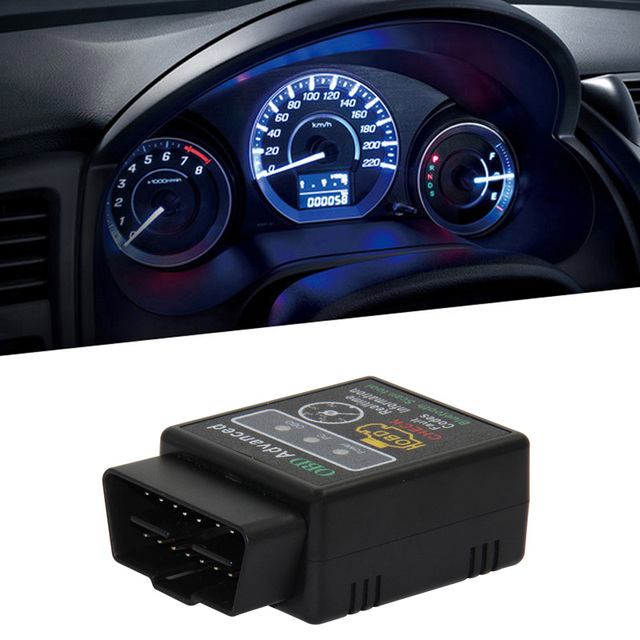 Elm327 V1.5 Bluetooth ODB2 Car Diagnostic Tool Elm 327 1.5 OBD2 Car Auto Scanner Check Engine Clear Fault Code Smart Scan Tools