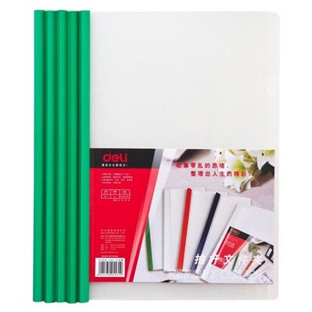 Dossier de Documents A4, fournitures de bureau, fournitures scolaires, dossier de stockage de Documents en PP
