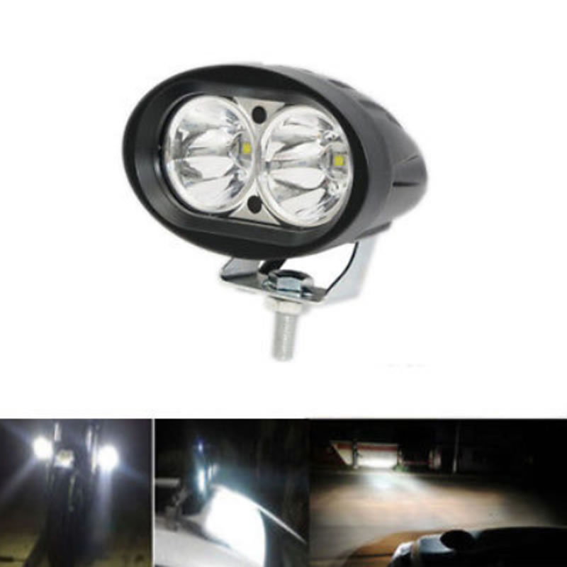 цена на 1PCS 20W Marine Spreader Light LED Deck Mast Light Spot Beam For Boat 12v-30v DC