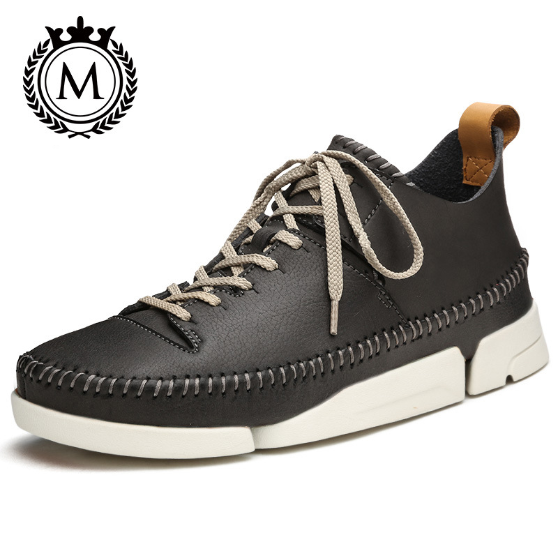 Maden Brand 2017 Spring Autumn Designer Men Casual Shoes Genuine Leather Boardered Hombre Zapatillas Deportivas Mujer maden 2017 new fashion designer men leather casual shoes high quality zapatillas deportivas hombre british style summer shoes