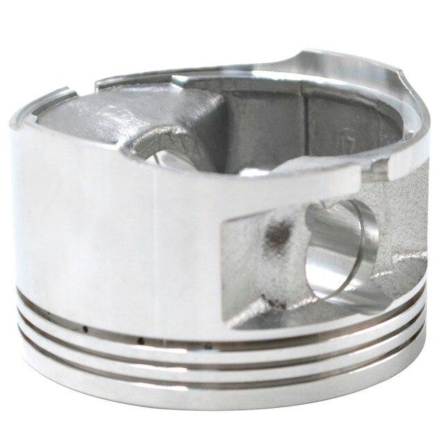 AHL anneaux de broches de Piston de moto   STD ~ + 100 69mm 69.25mm 69.5mm 69.75mm 70mm pour YAMAHA YP250 YP 250 majesté 250 4HC