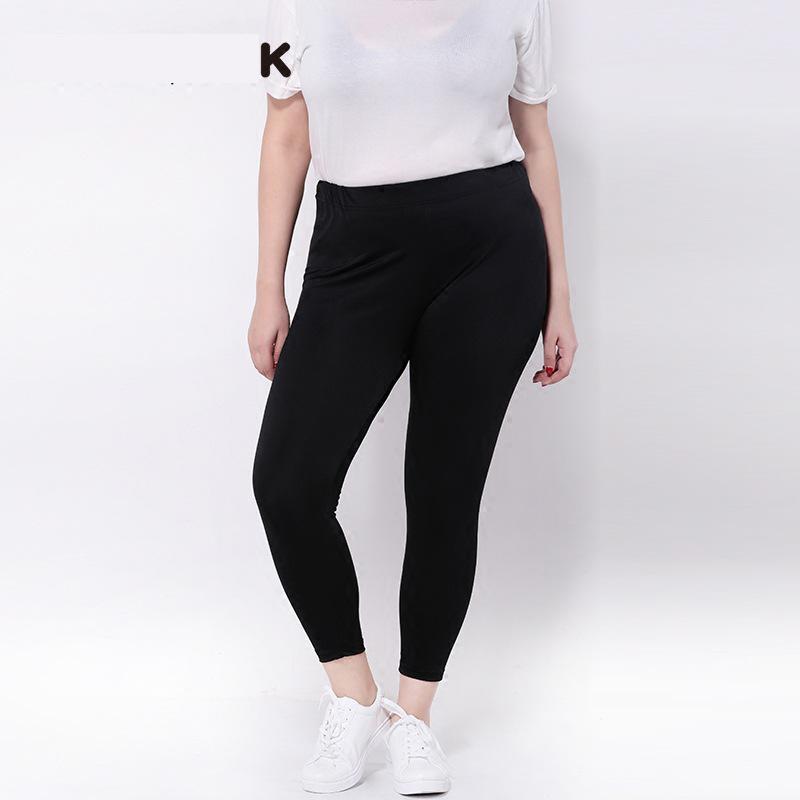 Women Leggings Plus Size 5xl 6xl Autumn Winter Big Sizes ...