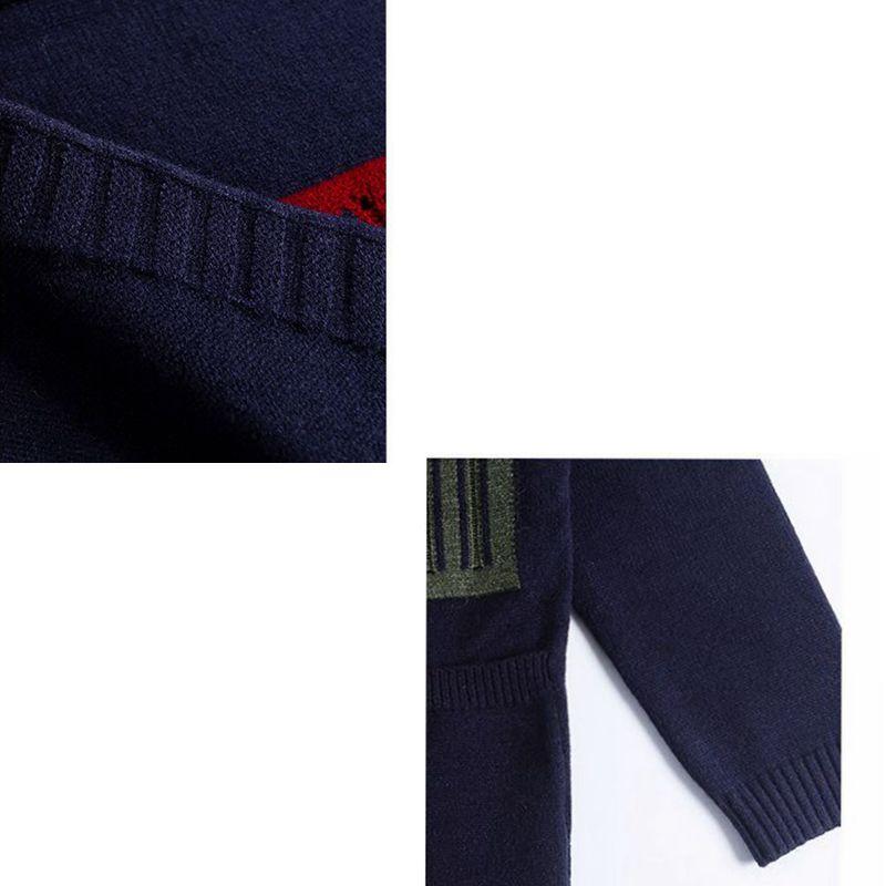 Lâche Nzyd167 Nouvelle Tricots Manteau Veste Long Yards Red Blue Moyen Mode Tricot wine Patchwork Automne Femmes Big Green Army navy Couleur Cardigan 2017 Poche tTx5wcSqO
