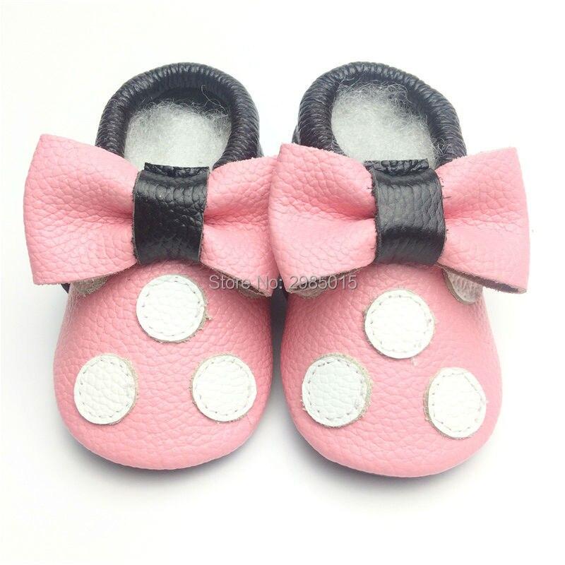 Nieuwe collectie gratis verzending baby schoenen Mickey en Minnie - Baby schoentjes - Foto 5
