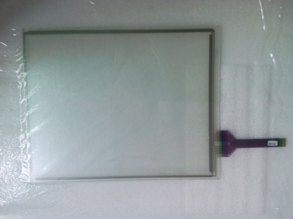 New Original for Gunze U.S.P.4.484.038 TM-03 G-25 8 Wires Touch Screen Digitizer Panel Glass