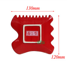 Wholesale and retail new type multifunction ceramics massage beauty spa board 130x120mm