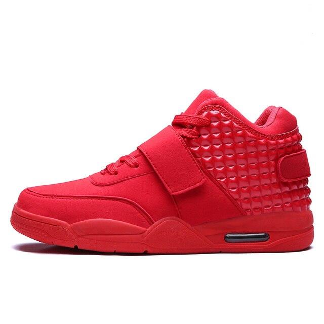 5524fb41cdc00 10 couleurs hommes chaussures décontractées mode hommes chaussures marque  de luxe noir haut chaussures plates pour