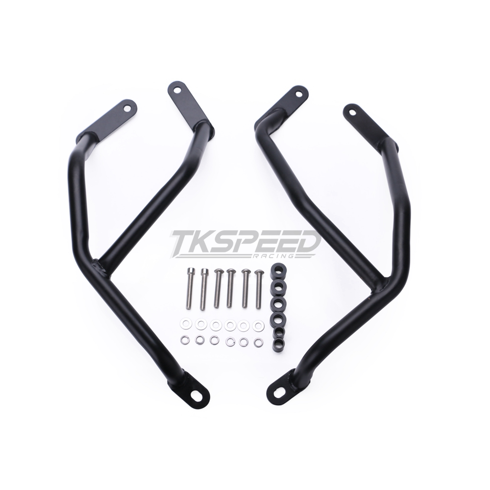 Image 5 - For Kawasaki Z800 Motorcycle Front Engine Guard Crash Bars Frame Protector Bumper 2013 2014 2015 2016-in Falling Protection from Automobiles & Motorcycles