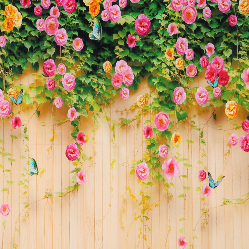 3x5ft flower wood wall vinyl background photography photo studio props - 3x5ft Flower Wood Wall Vinyl Background Photography Photo Props Studio Backdrop In Background From Consumer Electronics On Aliexpress Com Alibaba Group