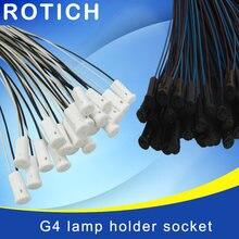 10 шт бесплатная доставка высокое качество держатель для лампы