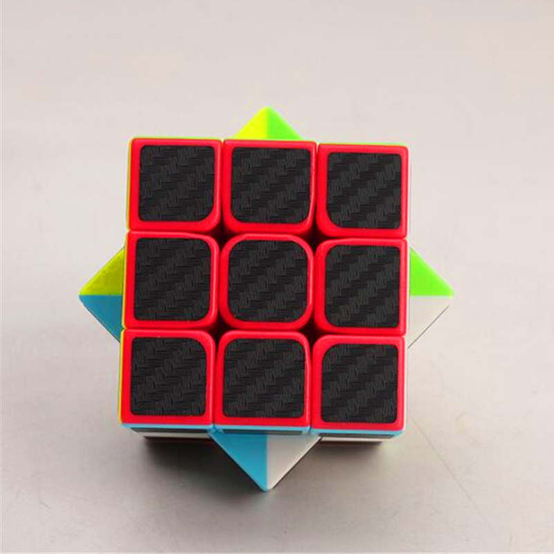 Cubos Mágicos cubo mágico 3x3x3 enigma velocidade Size : 5.6*5.6*5.6cm