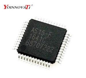 Image 1 - G, 50 шт в наборе, AS15 F AS15F QFP48 AS15 лучшего качества
