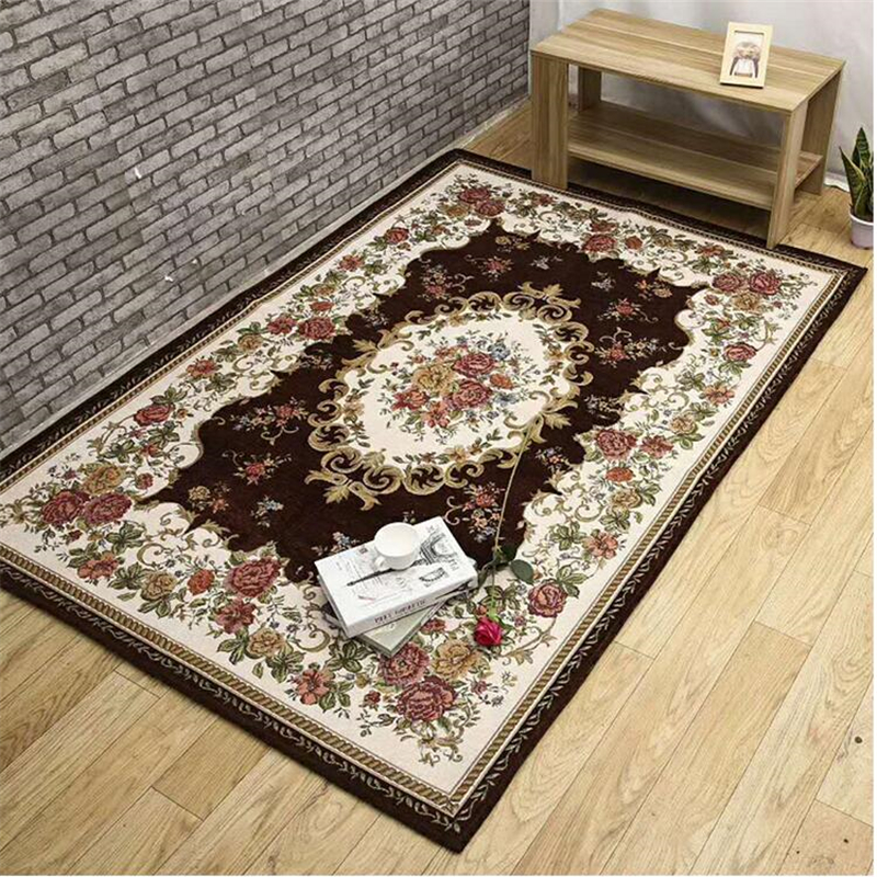 High-end Luxury Carpet Custom Living Room Home Entrance Mats Bedroom Door Anti-slip Mats Entrance Hall Coffee Table Carpet Mats