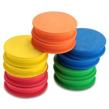 High Quality New Practical 10PCS Round Single Groove Foam Spools Durable for Fishing Hook