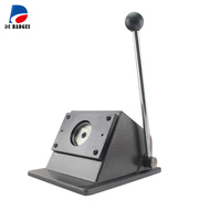 44mm button paper cutter Circle Cutter for cutting paper round size 54mm