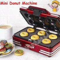 Máquina de fazer donut elétrica waffle takoyaki máquina 220 v casa mini máquina café da manhã ferramentas cozimento donuts máquina waffle rmdm800